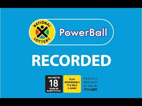 Powerball Live Draw - 10 December 2019