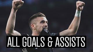 ALL GOALS & ASSISTS - Dusan Tadic 2018/19