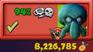 My Best Opponent Yet!  94% WIN! Bloons TD Battles!