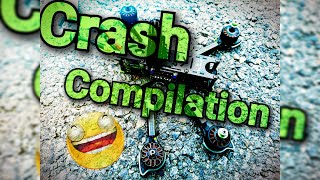 FPV Drone Crash Compilation / Fail Compilation