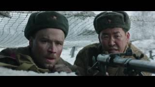 """а казах что, не русский. """"28 панфиловцев"""""""