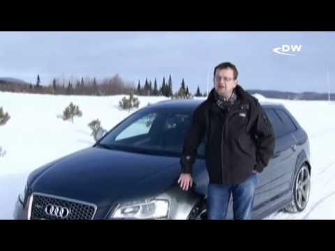 Фото к видео: Audi RS 3 создан для быстрой езды