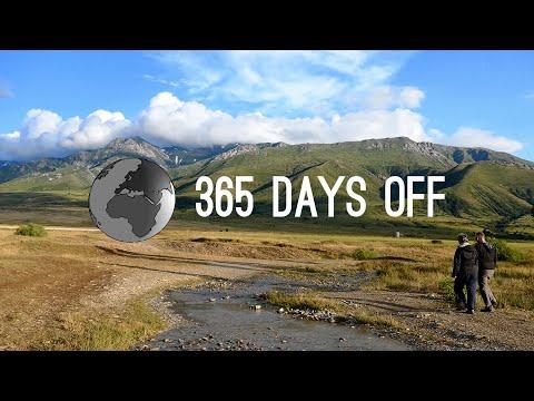 Episode 13 - Kazakhstan - Shymkent, Turkistan / 365 days off