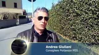preview picture of video 'Fogne cielo aperto a Metato'