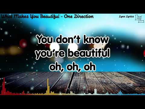 Download One Thing One Direction Lyrics Video 3GP Mp4 FLV HD