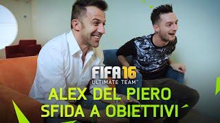 FIFA 16 Ultimate Team - Alex Del Piero vs Rohn