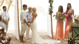 Our Boho Wedding ♥ A Beautiful One Year Anniversary