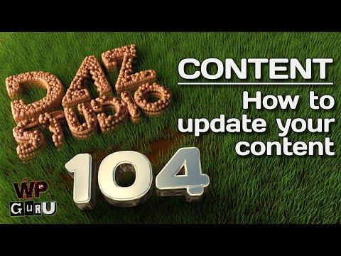 DAZ Studio 104: Updating Content | JAY VERSLUIS