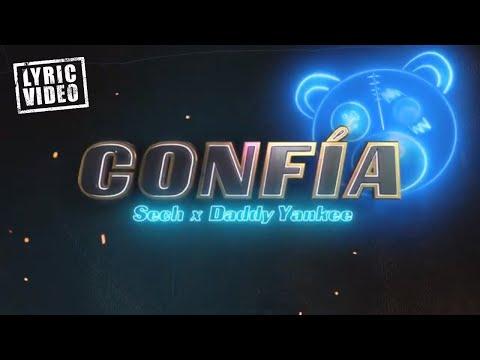 Sech - Confia (feat. Daddy Yankee)