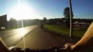 preview picture of video 'GoPro: Rumbo a Caacupe 2014, Paraguay (GoPro Hero 3 HD 1080p)'