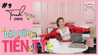 Ngọc Trinh - Unbox Luxury Brands #9 | Đập Hộp Tiền Tỷ : GUCCI,DIOR, JIMMY CHOO,CHANEL,LV...