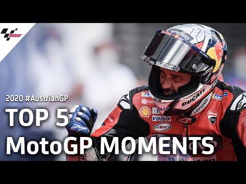 MotoGP オーストリアGP 決勝ハイライト動画