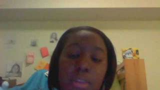 Janay Jackson singing Aint true by Danity Kane