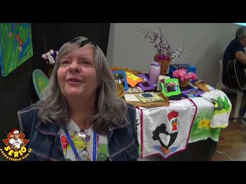Psicóloga Jussara Munck explica sobre a 1ª Mostra o que é o Caps