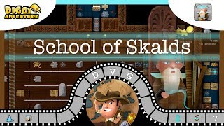 [~Bragi~] #7 School of Scalds - Diggy's Adventure