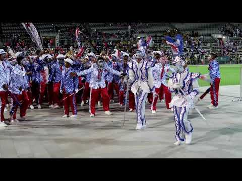 ALL STARS  Cape Town Carnival 5 January 2019 Athlone Stadium/minstrels/Klopse/Coons