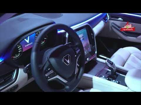 عرض أول سيارة فيتنامية الصنع في معرض باريس للسيارات