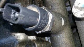 Solved | Kia Sorento | Code P0192 | Fuel Rail Pressure Sensor failure | Crank No Start Issue