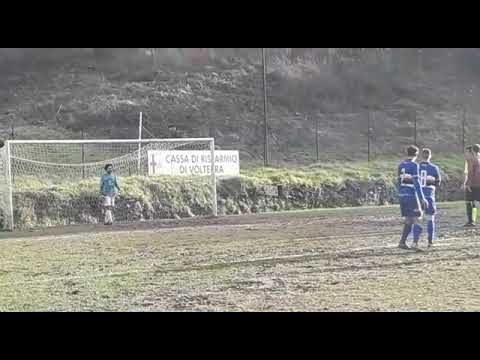 immagine di anteprima del video: Saline - Capanne Calcio 4 - 1 del 26-01-2020