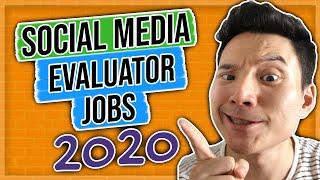 Social Media Evaluator Jobs 2020 (Make Money Just To Be On Social Media)