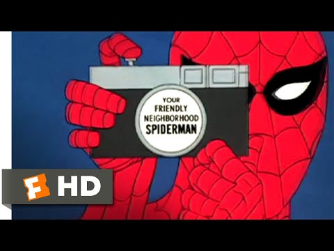 With Great Power: The Stan Lee Story (2010) - Marvel Productions Scene (8/10)   Movieclips