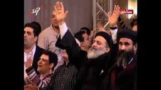 Египетские христиане прославляют Бога