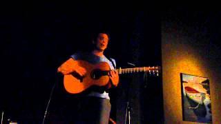 John K Samson - Virtute the Cat Explains Her Departure at Aeolian Hall Mar 20 2012