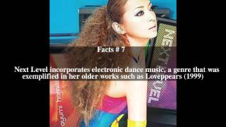 Next Level (Ayumi Hamasaki album) Top # 14 Facts