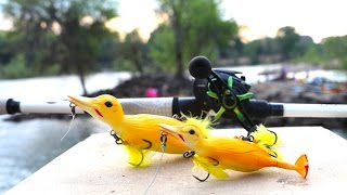Duck Lure Challenge Redemption!!!! - Video Youtube