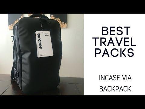Best Weekend Travel Bag: Incase VIA Backpack Review