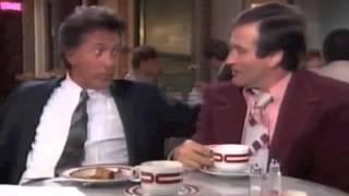 Robin Williams & Dustin Hoffman - Earth Day, 1990