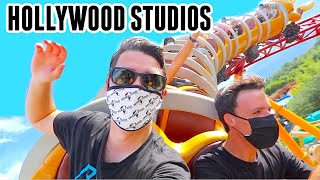 Hollywood Studios Reopens With Big Crowds?
