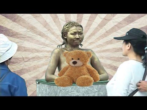 RECENSIONE FILM XXX - le statue umane