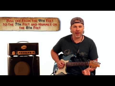 Josh Smith - Jazzy Blues Guitar Licks - Guitar Lessons - guitarBreakdown.com