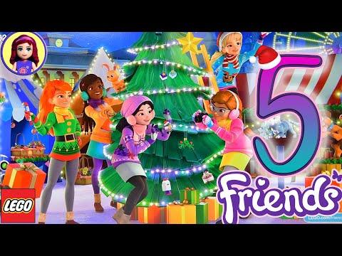 What's Behind Door 5 Lego Friends Advent Calendar 2019