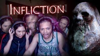 AKU SUKA YANG MANTAP MANTAP !! Infliction #end