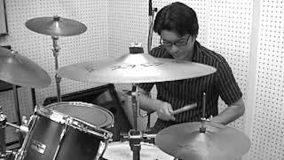 "The Beatles ""She Said She Said"" Drum Cover"