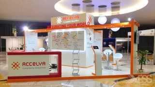 Xess Exhibition Stand Building Process In Dubai
