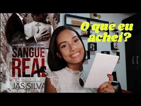 Intenso e sensual, SANGUE REAL da Jas Silva | Miriã Mikaely
