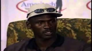 Michael Jordan Interview - July 16, 1998