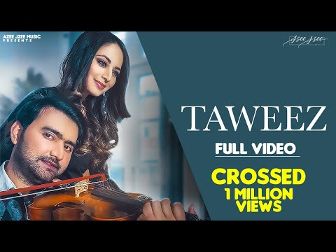 Taweez Official Video | Zubair Rahmani | Paras | Vibhas | Altamash | Zoya | Latest romantic song