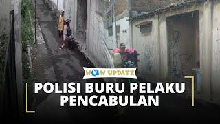 Polisi Buru Pelaku Pencabulan Bocah di Jogja yang Terekam CCTV