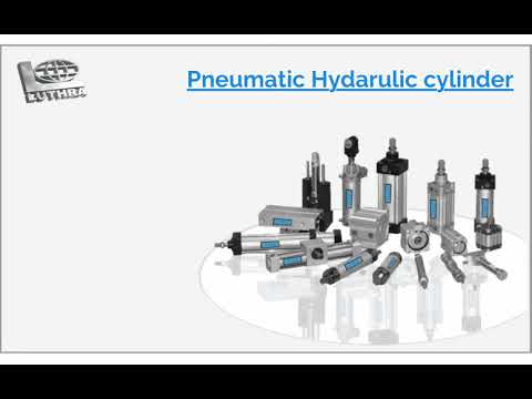 Palm Operated Pneumatic Valve