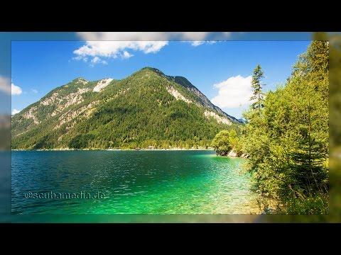 Tauchen im Plansee II - Tirol, Östereich, Plansee - Tauchplatz ´Am Planseecamp´,Österreich