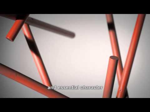 Turareg - eine skulpturale Lichtkomposition