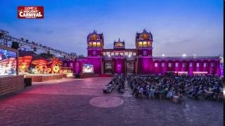 Here is the quick glimpse of dazzling Eureka Fort and mesmerizing Stage