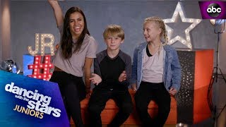Meet Hudson West and Kameron Couch - Dancing with the Stars: Juniors