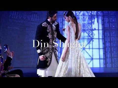 Download Din Shagna - Ranbir & Deepika VM HD Mp4 3GP Video and MP3
