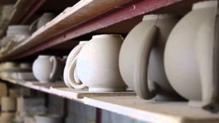 Making A Teapot: How To At Aston Pottery