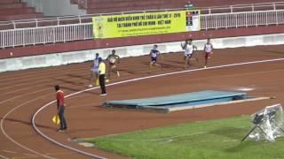4x400m men final -  Asian Junior 2016